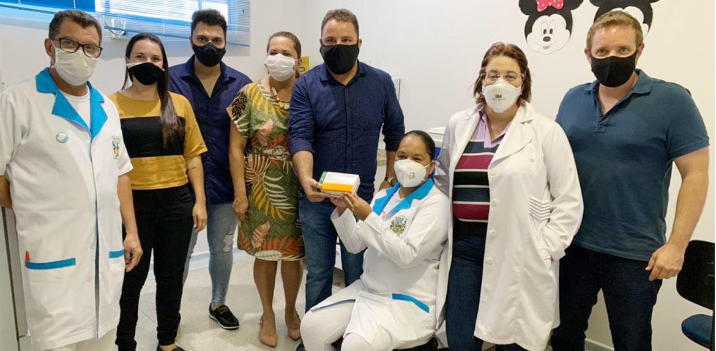 Cândido Rodrigues começa a vacinação contra a Covid19