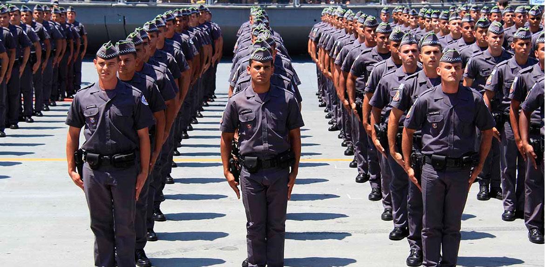 Polícia Militar de SP está com inscrições abertas para Sd PM