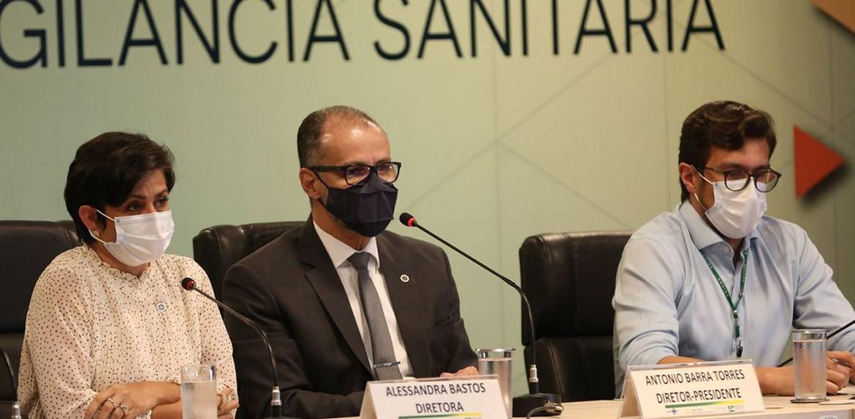 Anvisa aprova uso emergencial de vacinas contra a Covid