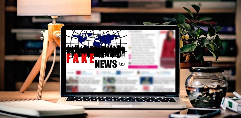O reino fake dos news céus