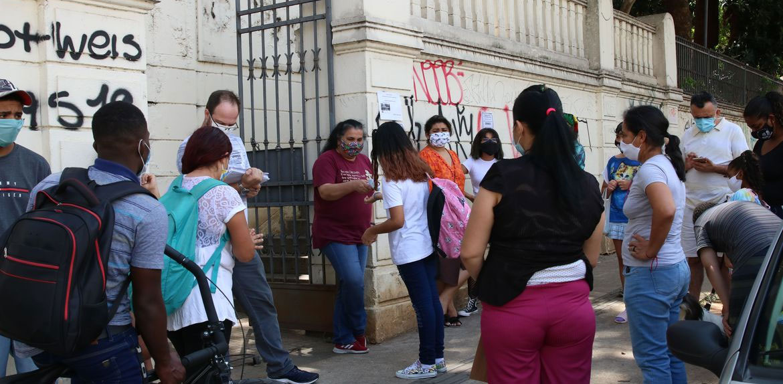 Escolas de São Paulo registram este ano 741 casos de covid-19