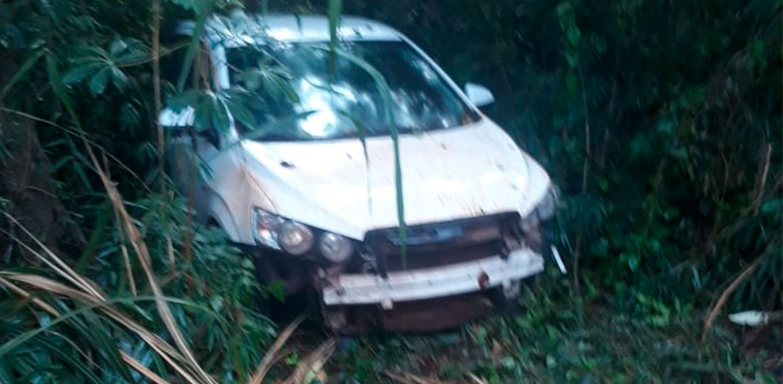 Carros usados pelos ladrões que explodiram bancos em F. Prestes são encontrados em Bebedouro
