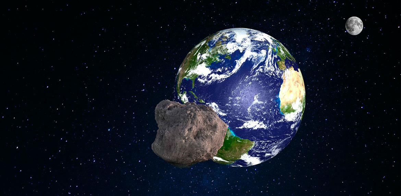 Asteroide gigante passa próximo à Terra neste domingo