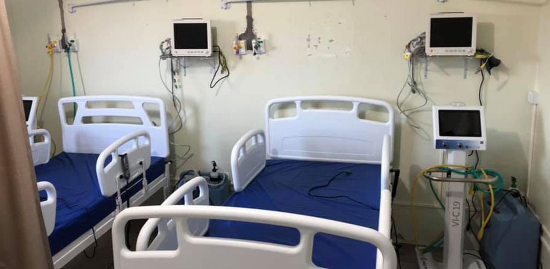 Fernando Prestes recebe doação de dois respiradores pulmonares e equipamentos